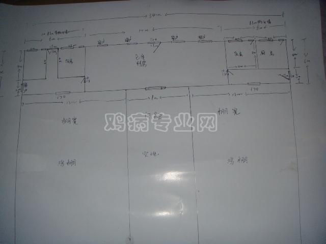 描述 房屋建设平面设计图纸 非专业