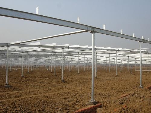 国内首个单栋10000平方米的钢结构肉鸡养殖舍已投产