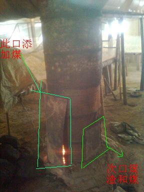 铁桶自制锅炉图片