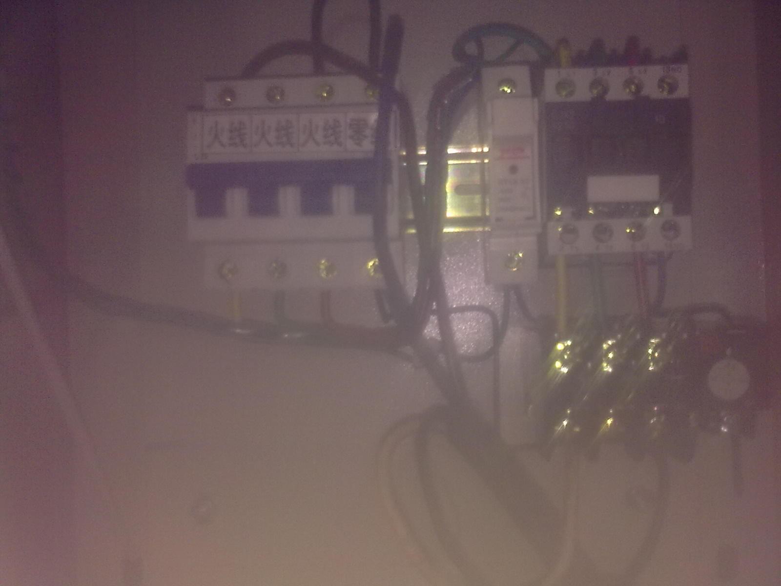 怎么把三相电温控器改成两相电