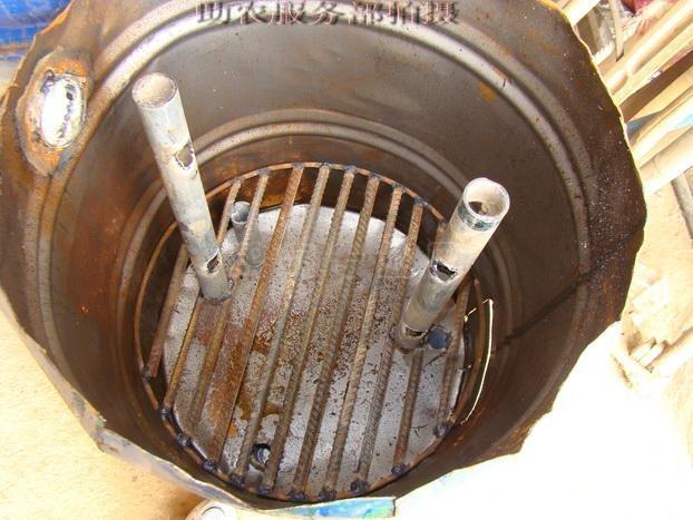 自制取暖炉|养鸡设备/鸡舍建设专题