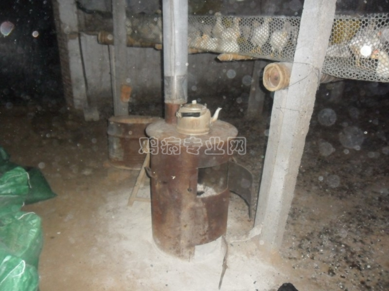 大铁桶改气炉子制作图